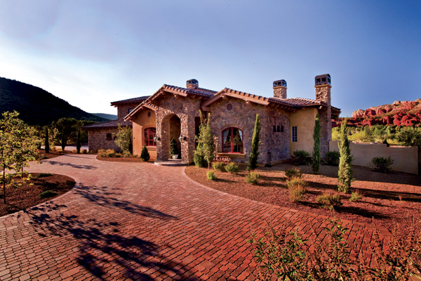 Sedona Construction for residential project