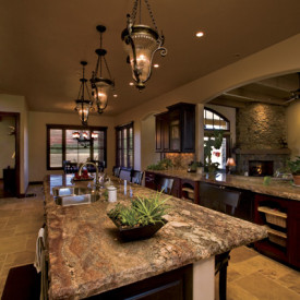 Biermann - Morgan Horse Residence - Interior 01