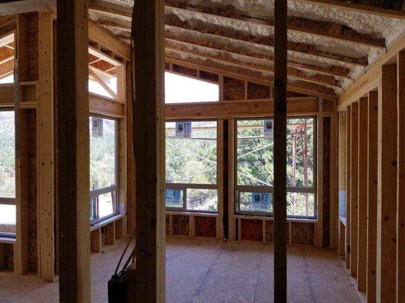 window installations inside view